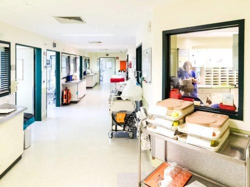 Business-Fotografie NRW - Corporate Fotografie - Krankenhaus Nettetal