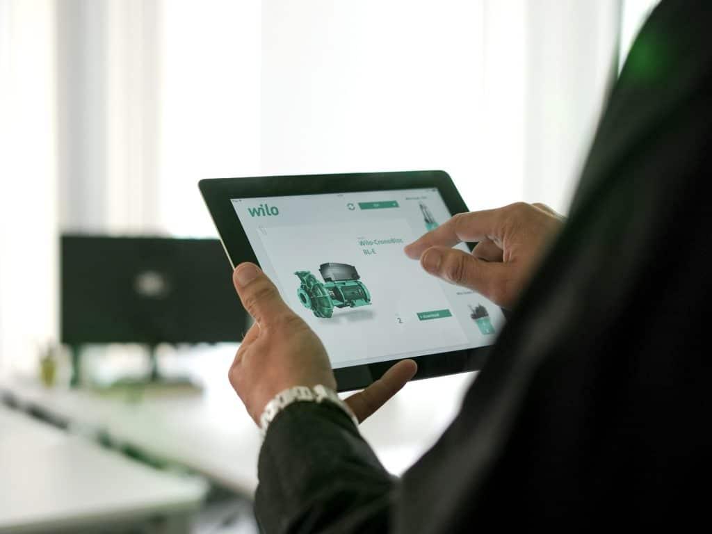 Business-Fotografie NRW - Produkt-Fotografie - Wilo