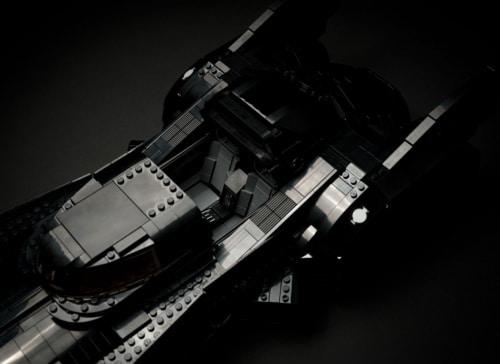 Produktfotografie Eigenprojekt Batmobil / Michael Bergmann - Businessfotografie NRW